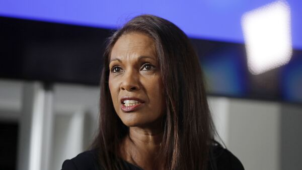Entrepreneur Gina Miller - Sputnik International