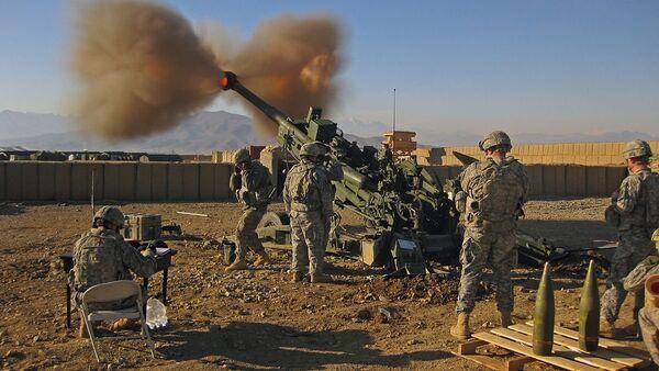 M777 Light Towed Howitzer - Sputnik International