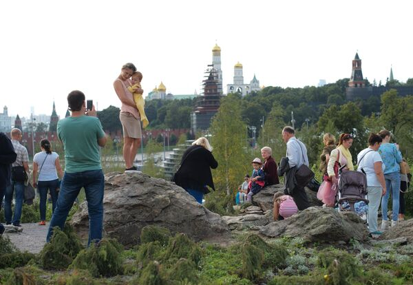 Zaryadye: History, Urbanism and Nature Come Together in Moscow's Newest Park - Sputnik International