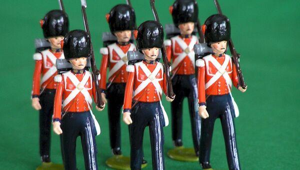 Toy soldiers - Sputnik International