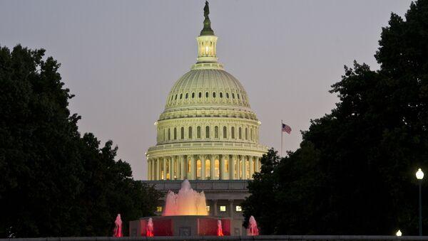 The US Congress building. (File) - Sputnik International