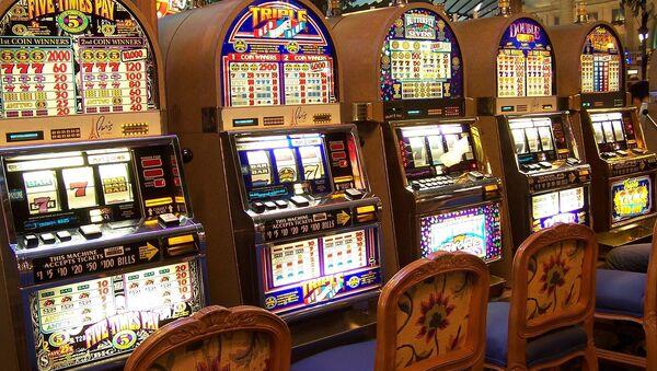 Slot machines - Sputnik International