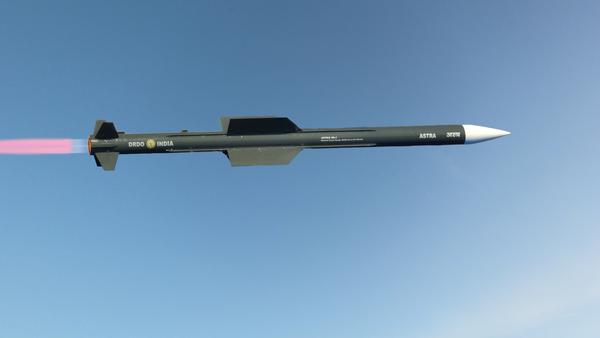 Astra Mk-I missile - Sputnik International