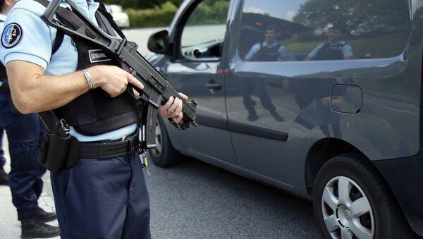 French police officers. (File) - Sputnik International