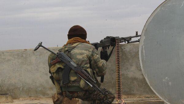 Syrian Democratic Forces (SDF)  - Sputnik International