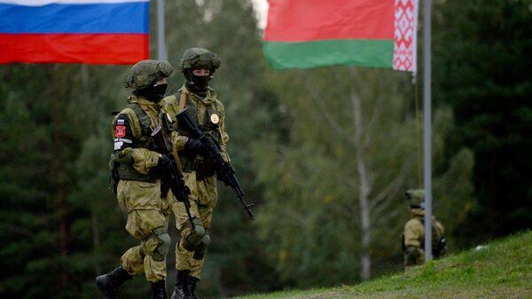 Zapad-2017 Russian-Belarusian exercises in Belarus - Sputnik International