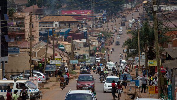Street View of Kampala, Uganda - Sputnik International