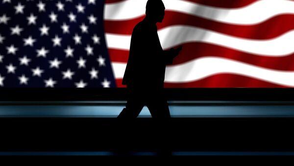 American flag - Sputnik International