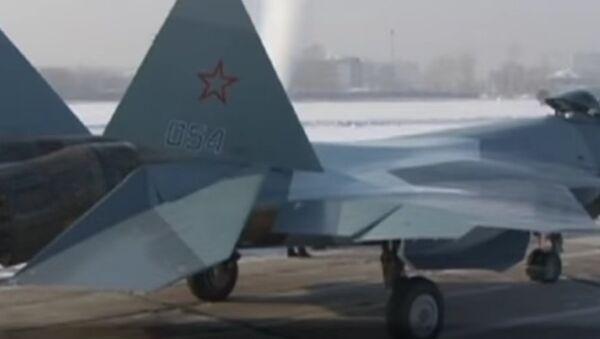 T-50 secrets within 90 seconds - Sputnik International