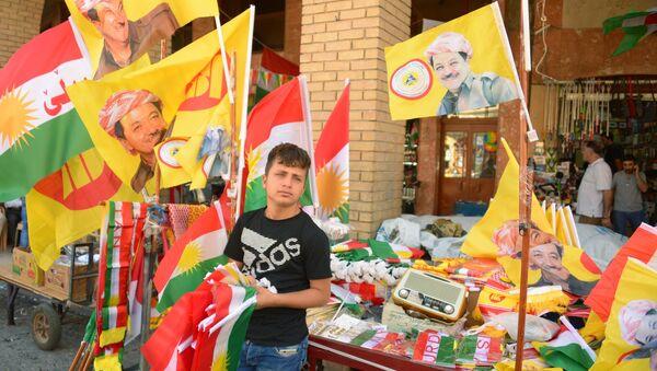 On September 25,  Iraqi Kurdistan is set to hold a long-scheduled referendum on its independence from Baghdad. - Sputnik International