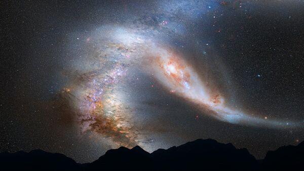Galaxy - Sputnik International