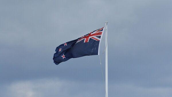 Flag of New Zealand - Sputnik International