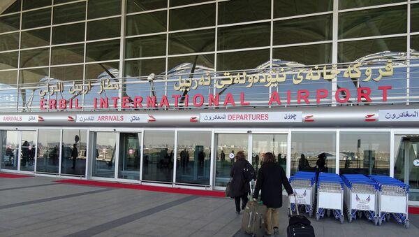 Erbil International Airport. (File) - Sputnik International