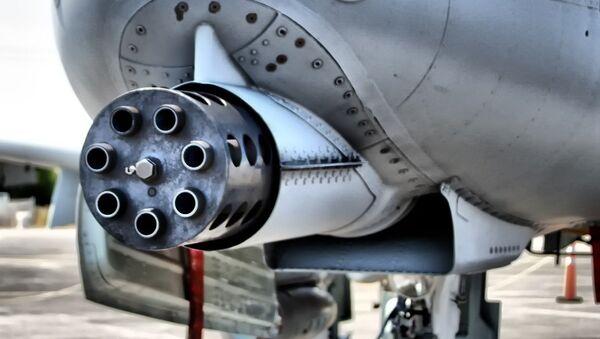 A-10 Thunderbolt II Cannon - Sputnik International