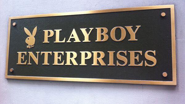 Playboy Sign - Sputnik International
