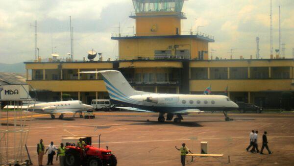 International airport of Kinshasa. File photo - Sputnik International