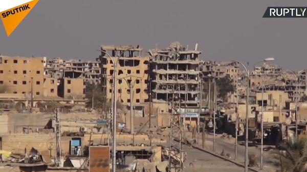 Ruins Of The Former Daesh Capital - Sputnik International