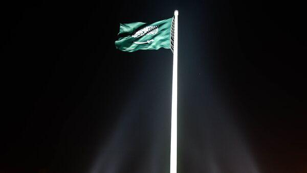 Saudi Arabia Flag - Sputnik International
