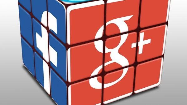 Google, Facebook - Sputnik International