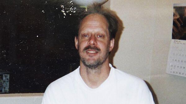 Las Vegas gunman Stephen Paddock. (File) - Sputnik International