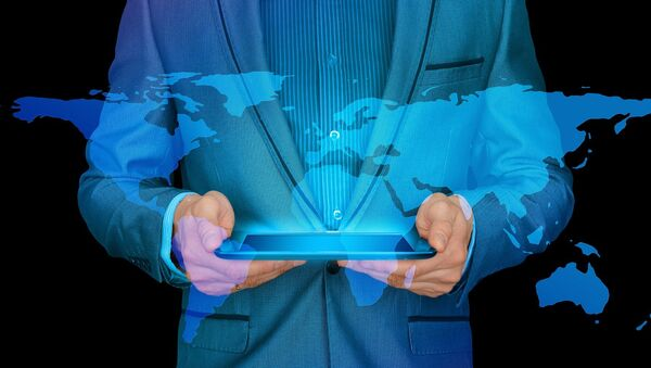 Digital network - Sputnik International