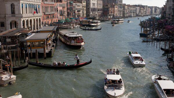 Views of Venice. (File) - Sputnik International