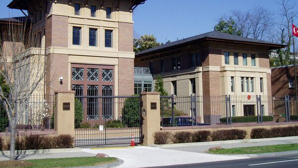 Embassy of Turkey, Washington, D.C. - Sputnik International