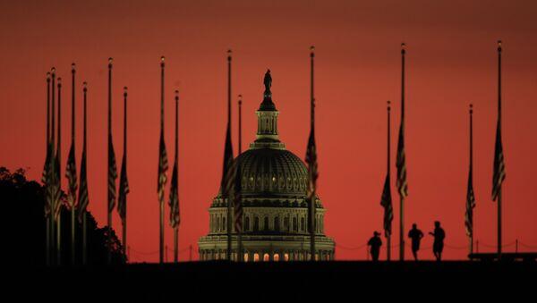 The US Capitol dome - Sputnik International