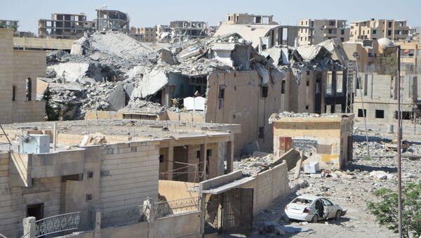 Raqqa - Sputnik International