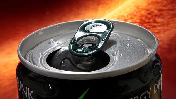 Energy Drink - Sputnik International