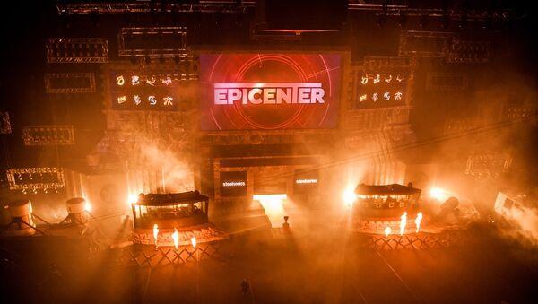 The EPICENTER tournament - Sputnik International
