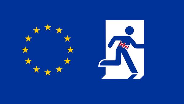 Britain leaving the European Union - Sputnik International