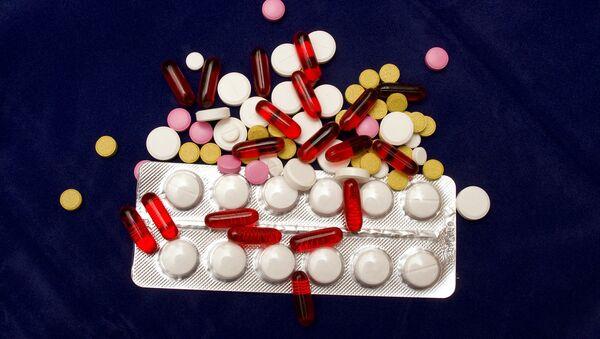 Pills - Sputnik International