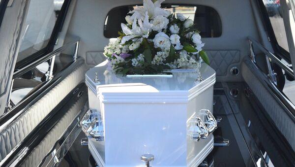 Coffin - Sputnik International