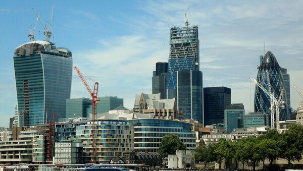 City of London - Sputnik International