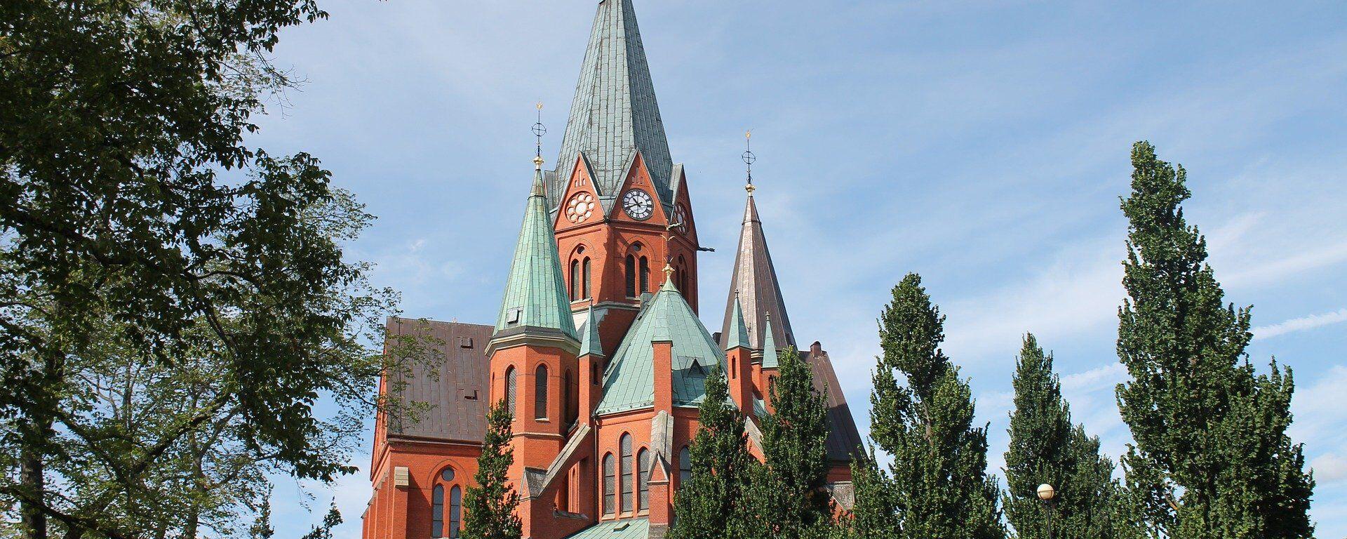 Church in Sweden - Sputnik International, 1920, 02.09.2021