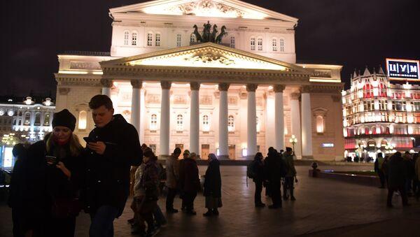 People evacuated from Bolshoi Theater over bomb alerts - Sputnik International
