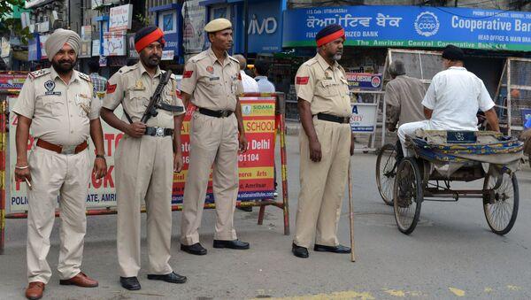 Indian police - Sputnik International