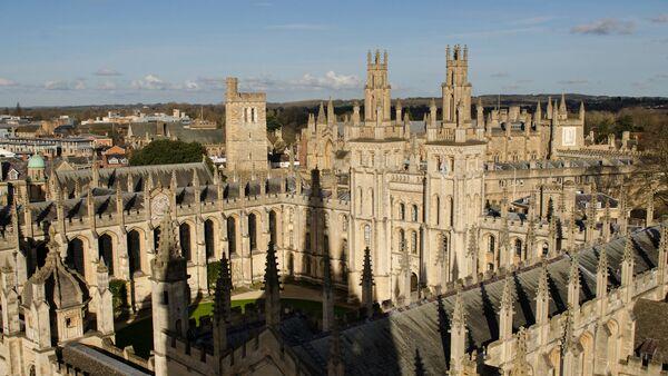 All Souls College, Oxford - Sputnik International