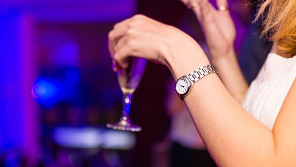 A woman in a bar - Sputnik International