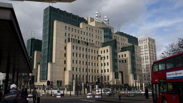 A general view shows the MI6 building in London, Thursday, March 5, 2015. - Sputnik International
