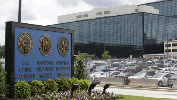 National Security Agency (NSA) campus in Fort Meade, Md. (File) - Sputnik International