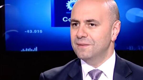 Lebanese Deputy Prime Minister Ghassan Hasbani - Sputnik International