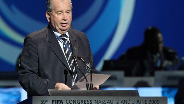 Julio H. Grondona speaks at the 59th FIFA Congress in Nassau, Bahamas, Wednesday, June 3, 2009. - Sputnik International
