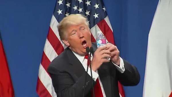 Trump mocking Marco Rubio - Sputnik International