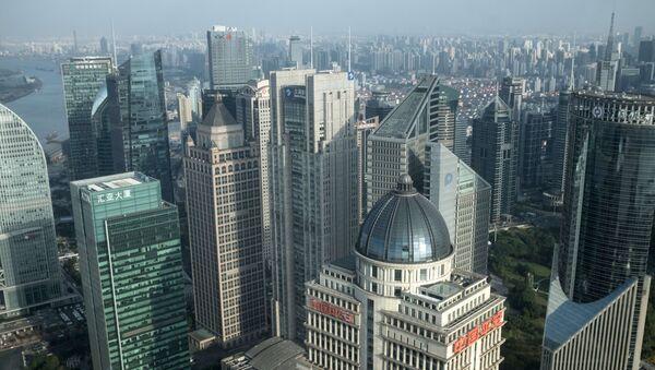 Futuristic Beauty of Shanghai - Sputnik International