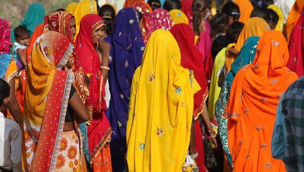 Indian women - Sputnik International