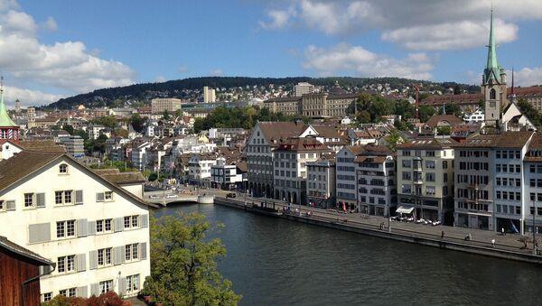 Zurich, Switzerland - Sputnik International