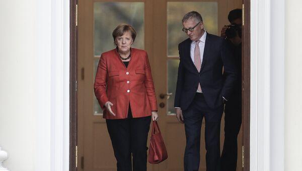 Bundeskanzlerin Angela Merkel (Archiv) - Sputnik International