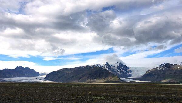 Öræfajökull - Sputnik International